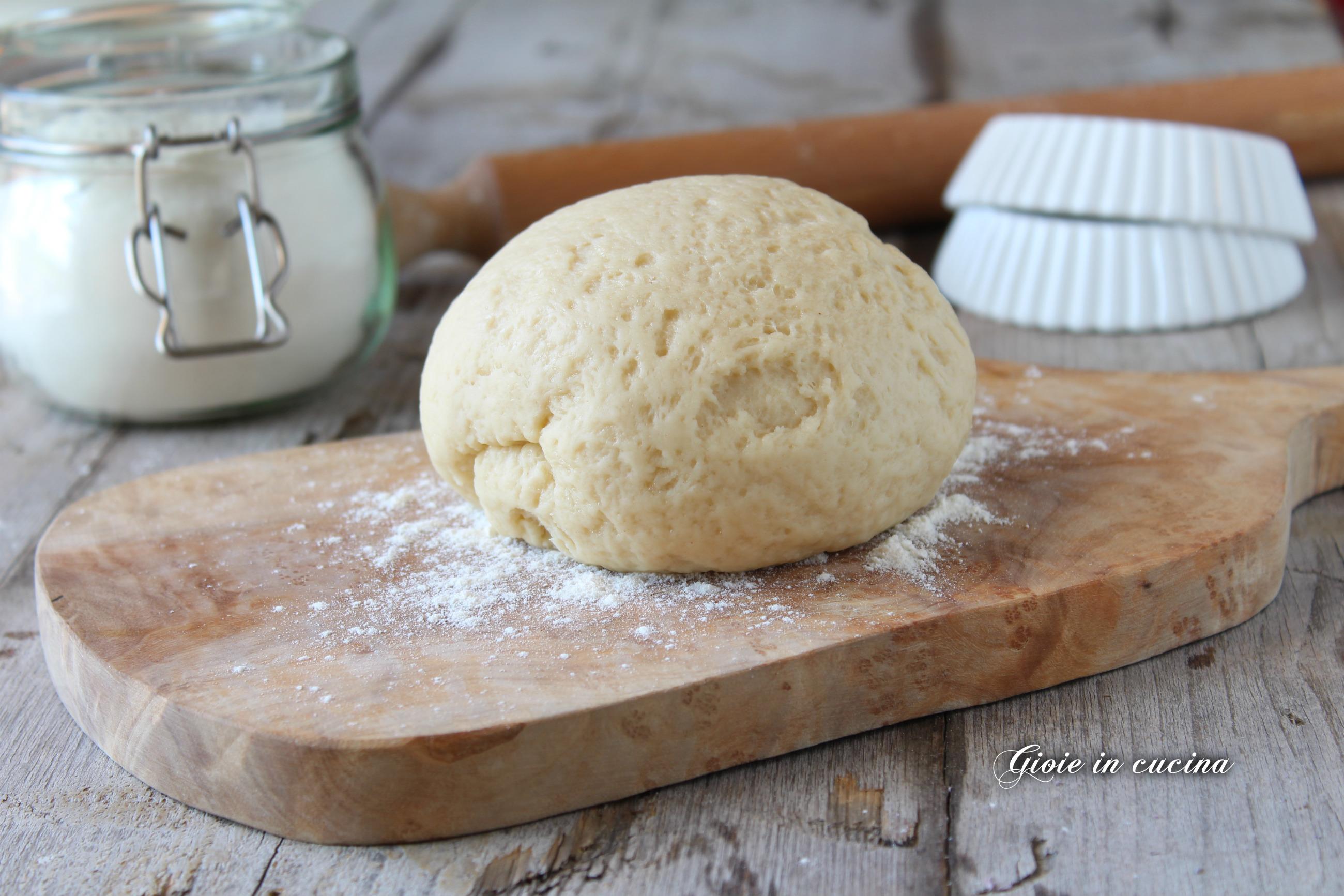 Pasta frolla vegana all 39 acqua gioie in cucina for Pasta frolla planetaria