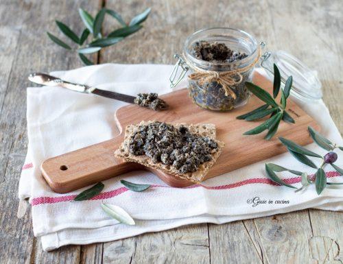 Patè di tonno e olive