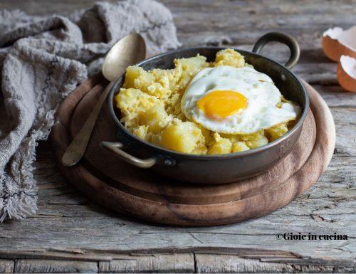 Patate con le uova