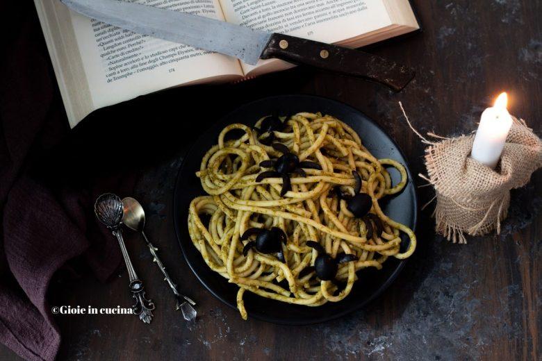 Spaghetti con ragnetti