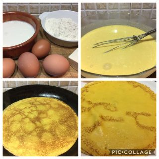 Crepes buonissime