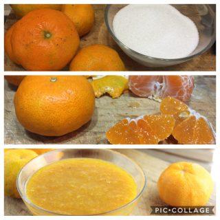 Marmellata di mandarini buonissima