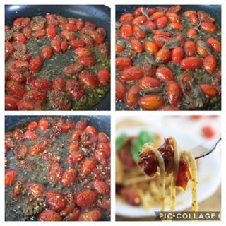 pasta con pomodorino buonissima