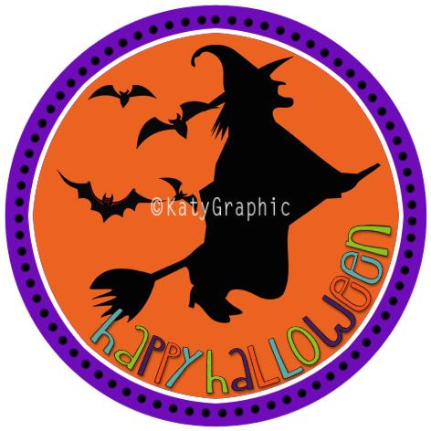 Decorazione Stampabile Per Halloween Giorno Dopo Giorno