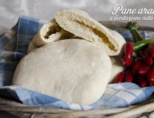 Pane arabo a lievitazione naturale