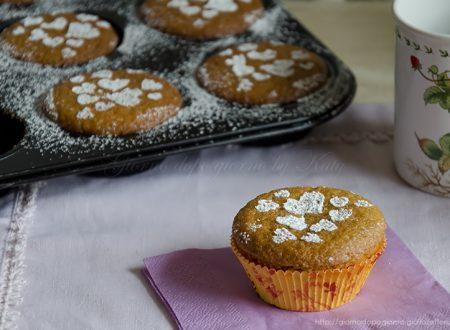 Muffin al cappuccino, dolcetti da colazione (e non solo)