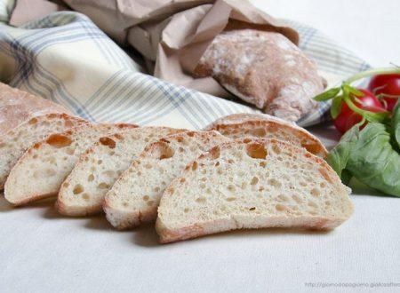 Pane veloce, ricetta per quando ci scordiamo di comperarlo!