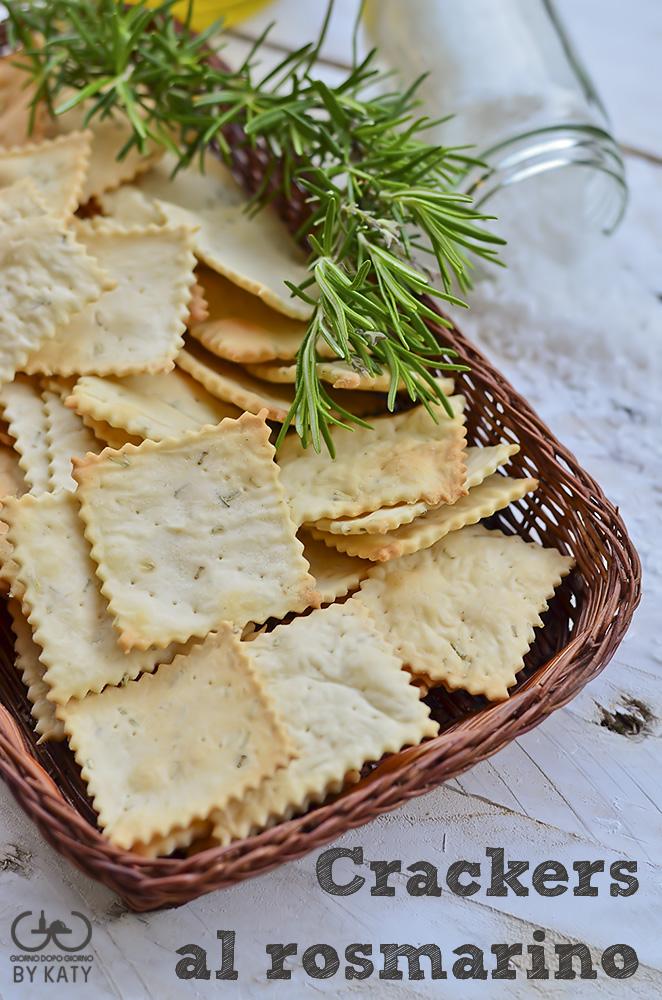 crackers al rosmarino vert