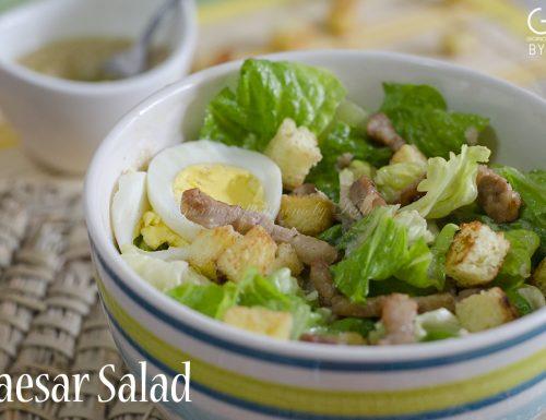 Insalate per tutti i gusti: Caesar salad