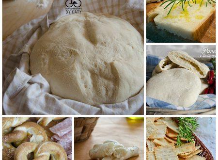 Raccolta di pane, panini e derivati