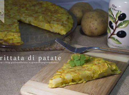 Frittata di patate in padella