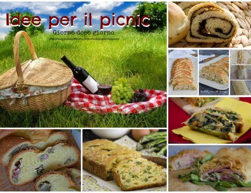 Idee salate per i nostri picnic