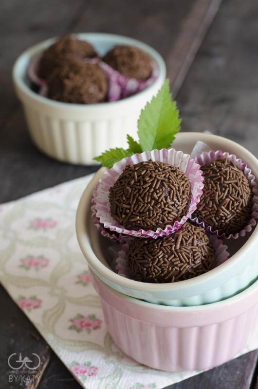 Brigadeiro ricetta dolce senza cottura golosissima