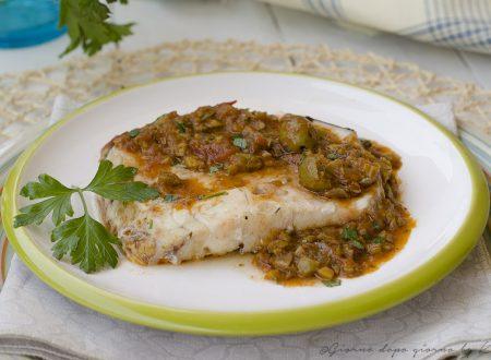 Bistecchine di pesce spada sfiziose al Bimby