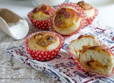 Pizza muffin ricetta sfiziosissima