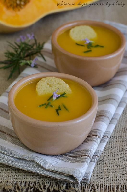 crema di zucca e carote 2