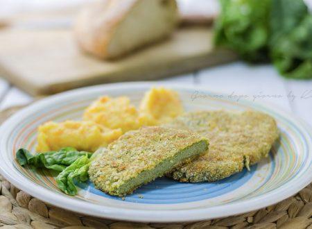 Le cotolette di Hulk – spinacine casalinghe