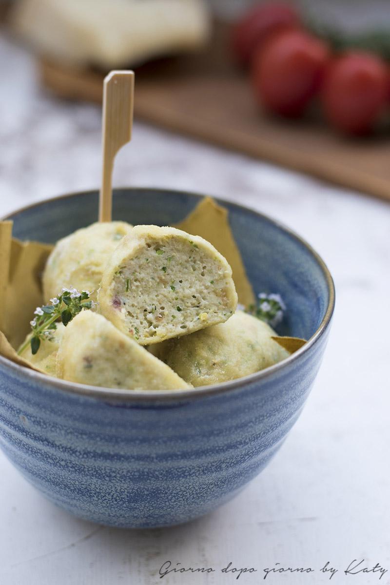 polpetttine di pollo e zucchine, ricetta facile secondo piatto, procedimento con e senza Bimby