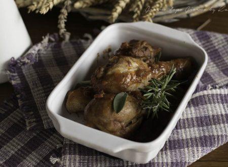 Pollo alla cacciatora, ricetta della tradizione