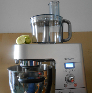 food processor collegato
