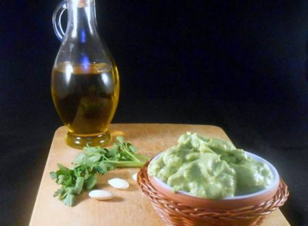 Pesto di avocado