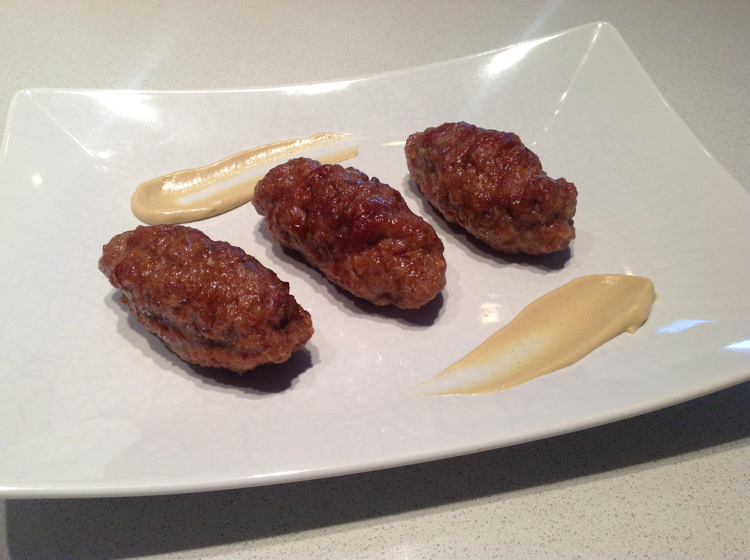 Mic (salsicciotti di carne macinata aromatizzata)