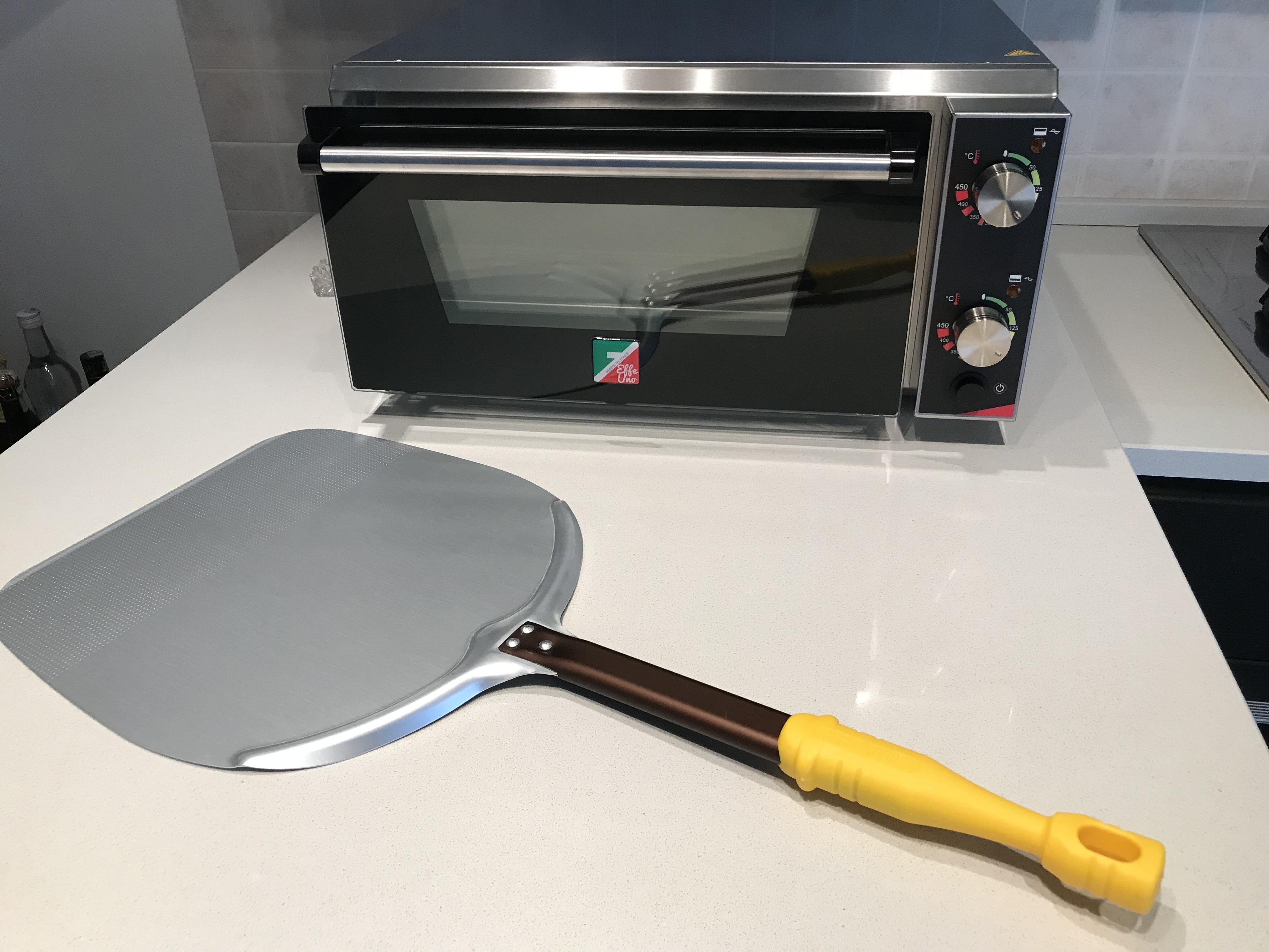 Forno elettrico professionale 1 pizza 50 cm Effeuno P150H potenza 3 kW