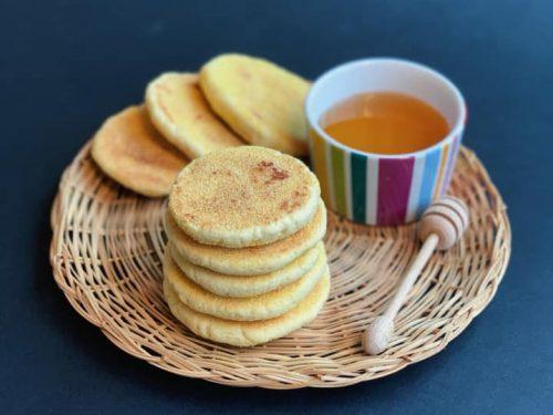 Harcha, focaccine dolci marocchine