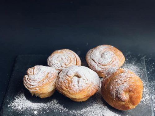 Cruffin: i croissant che si credono muffin