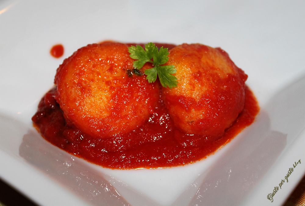 PALLOTE CACE E OVE (cacio e uova) Ricetta Abruzzese D.O.P.
