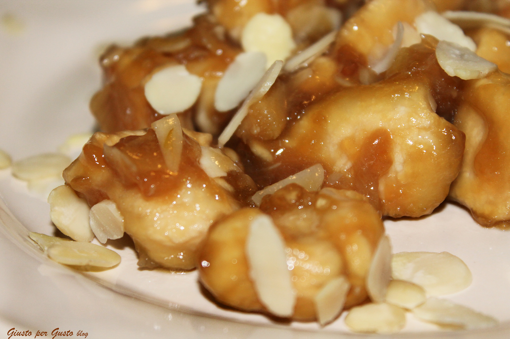 Cucina Cinese Homemade Pollo Alle Mandorle Giusto Per Il Gusto