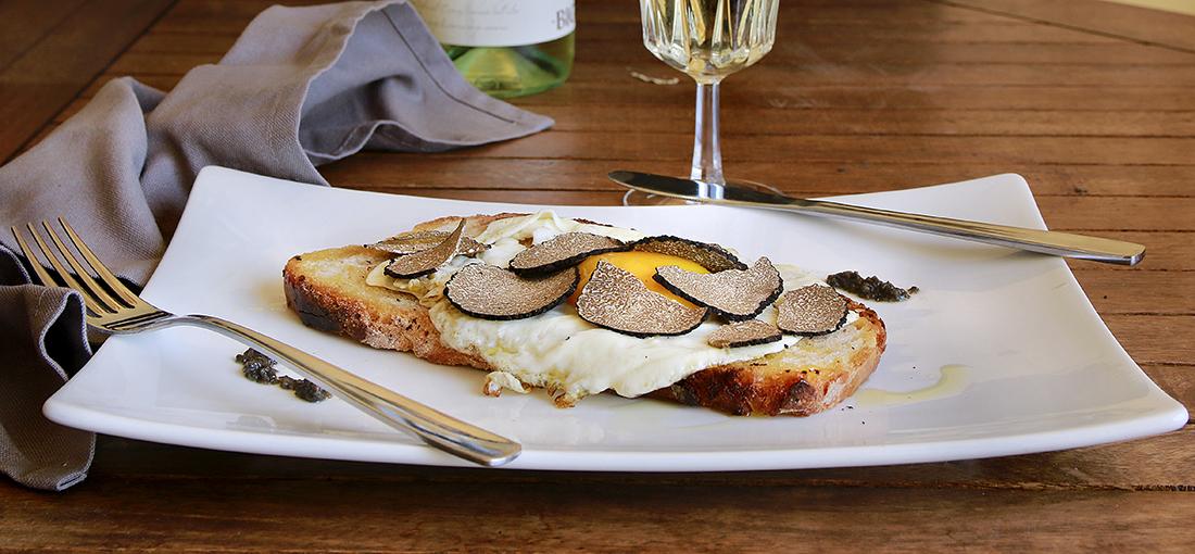uovo e tartufo