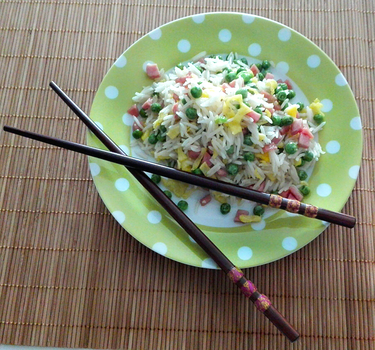 Riso alla cantonese for Ricette cucina cinese