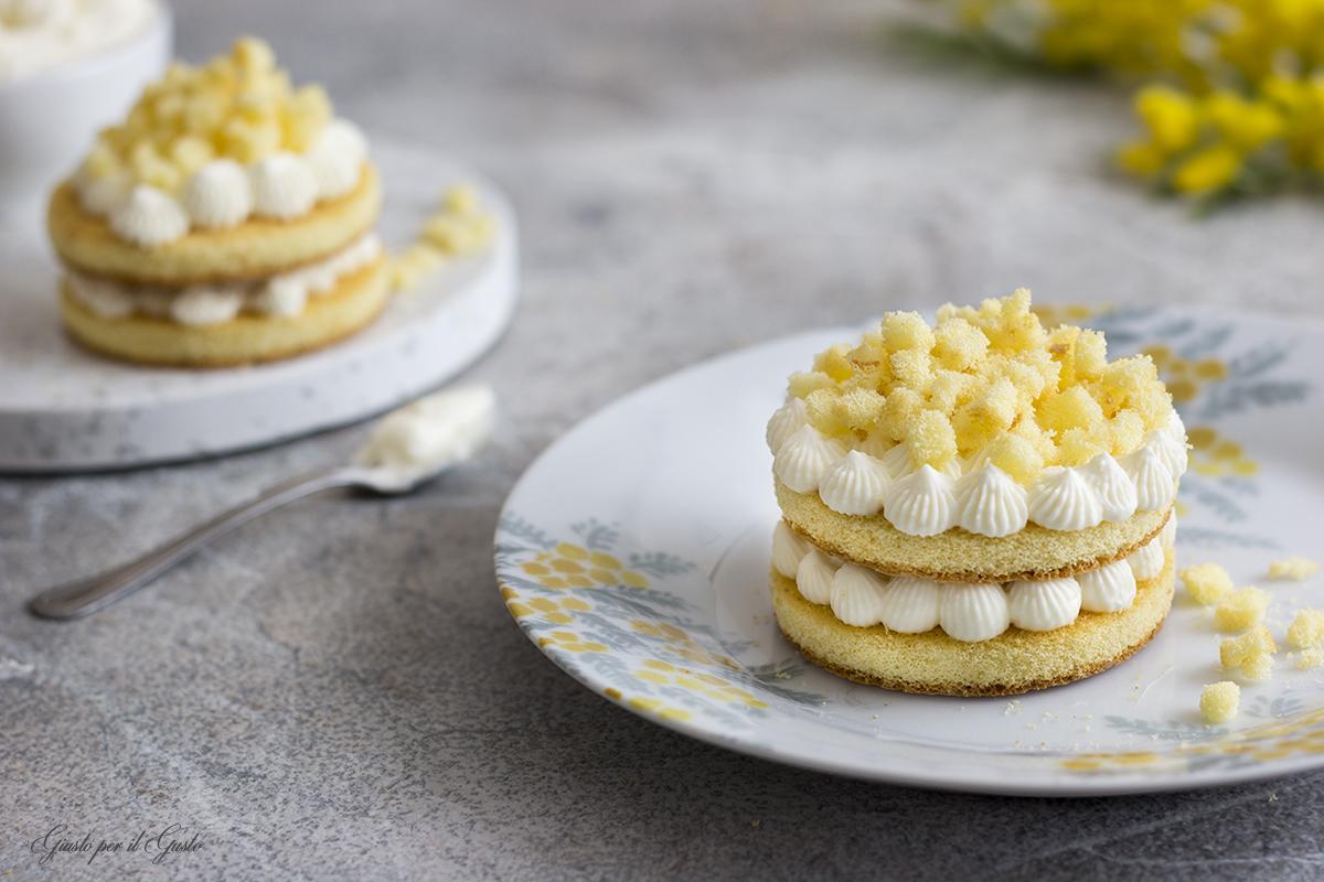 cream tarte mimosa
