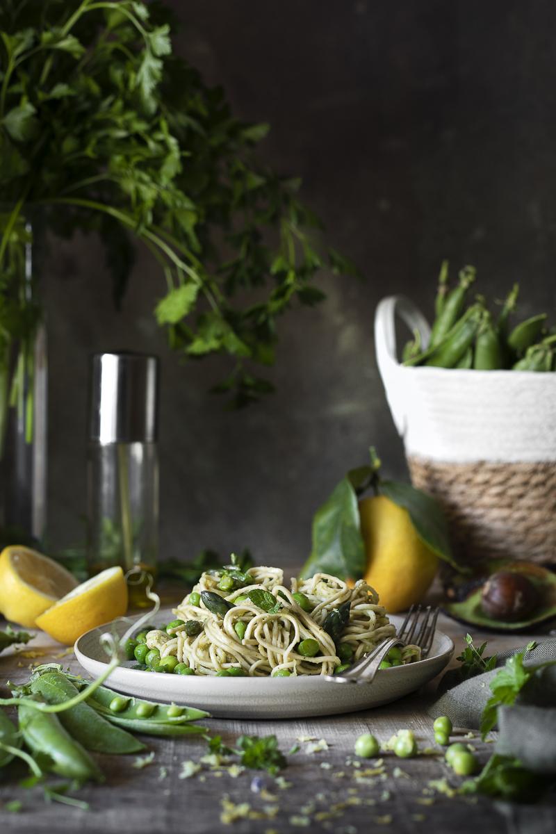 Noodle vegetariani (B)