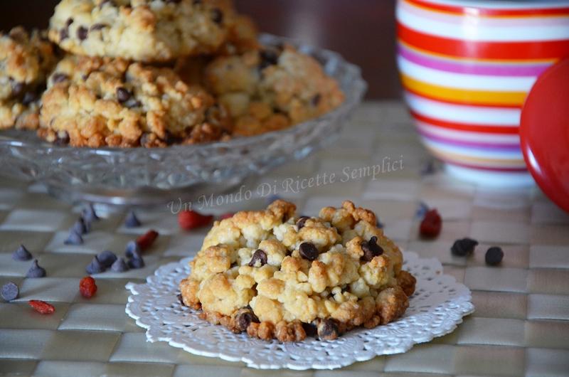 biscotti al cioccolato senza uova e burro