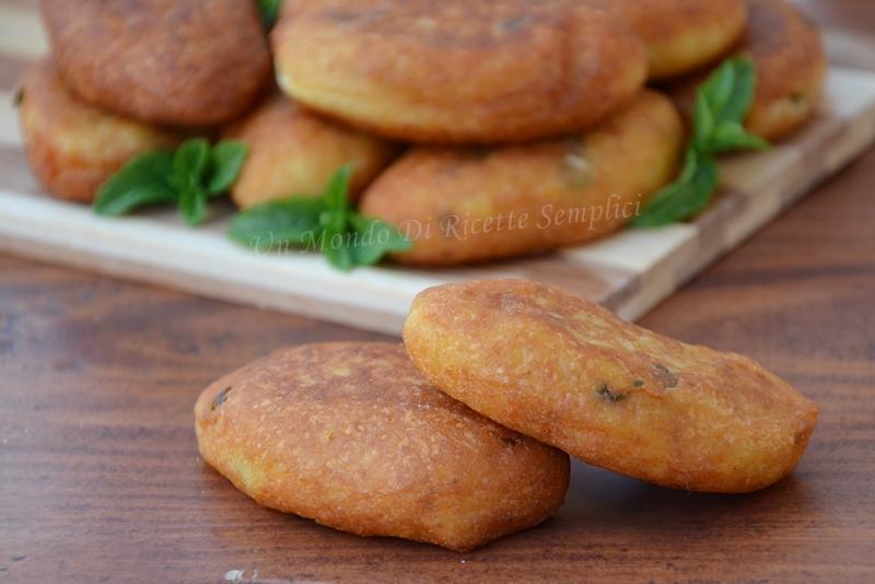 Crocchette di patate senza panatura   Un Mondo Di Ricette Semplici