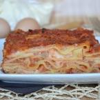 lasagne alla bolognese fatte in casa
