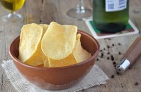 patatine fatte in casa