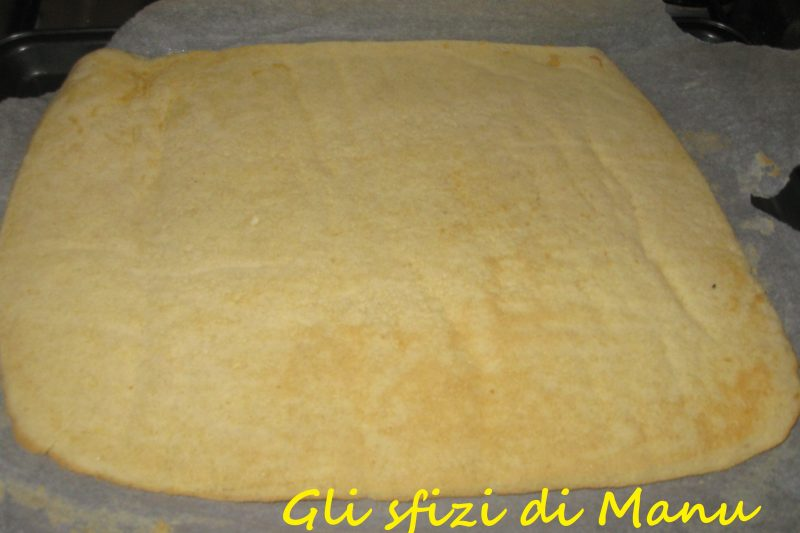 Pasta biscuit
