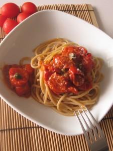 spaghetti integrali alla san giuannid