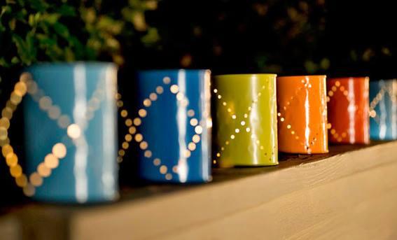 Amato Stappa la creatività! Riciclo di lattine e barattoli. | Gli sfizi  KP86