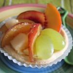 crostatine con frutta fresca
