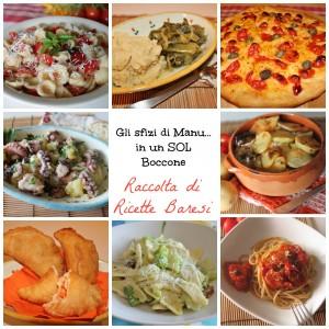 raccolta ricette baresi