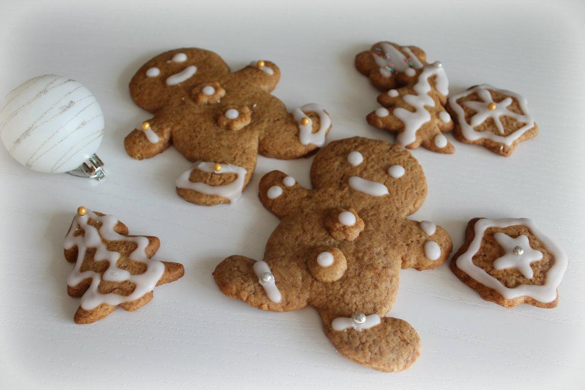 biscotti pan di zenzero integrali