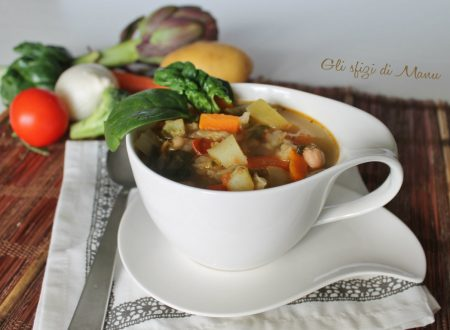 Minestrone invernale