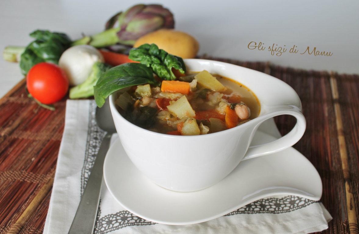 minestrone invernale