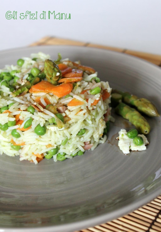 riso alla cantonese light