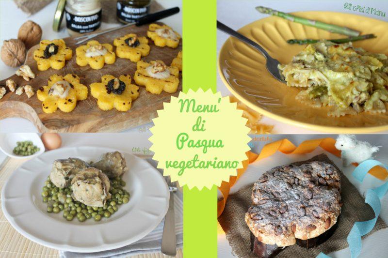 Ricette di Pasqua vegetariane