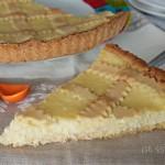 crostata di crema ricotta